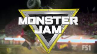 Monster Jam 2017   coming to a city near you!