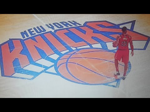 Lebron James Says He Is The King Of New York!