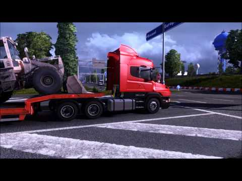ETS2 Scania T + Link (Updated 12/29)