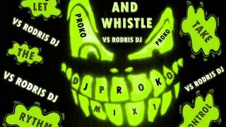 HALLOWEEN MIX TACATA  WHISTLE - DJ PROKO VS RODRIS DJ
