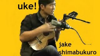 Jake Shimabukuro - While My Guitar Gently Weeps