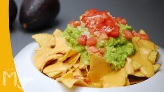 Nachos Con Guacamole | Las Recetas De Mj