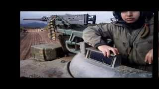 Greek Army tank crew training