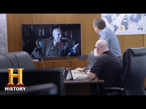 Hunting Hitler: Voice Analysis Of Last Known Interview Of Jorge Colotto (S2, E5) | History