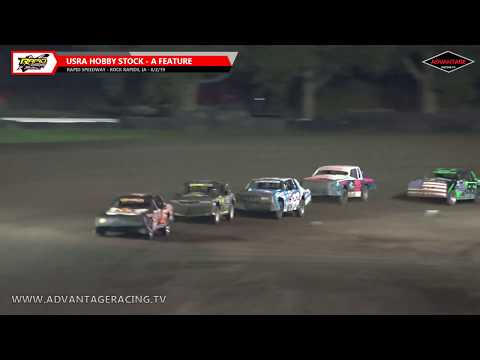 Hobby Stock Special - Rapid Speedway - 8/2/19