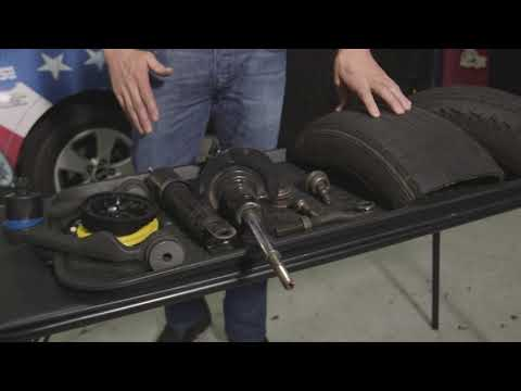 Shocks & Struts and Suspension on Your Vehicle