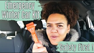 Emergency Winter Car Kİt | 2021 Must-Have Safety Supplies | Affordable DIY