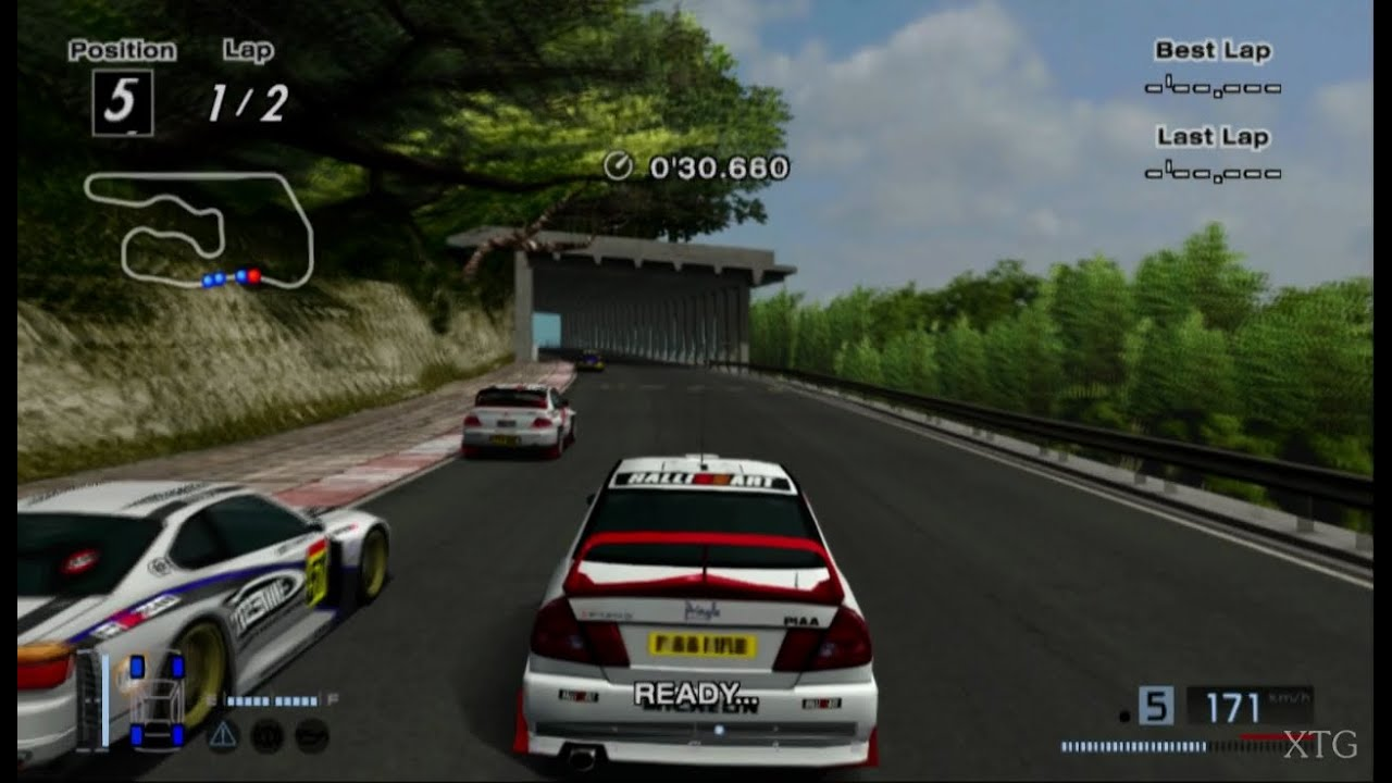 2016 Lancer Evolution >> Gran Turismo 4 - Mitsubishi Lancer Evolution IV Rally Car ...