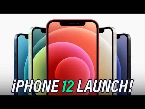 Apple iPhone 12 Event Highlights - A new Mini, Ceramic Shield, 5G and more!
