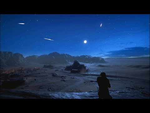 Battlefield 1 – Sinai Desert Ambience (Wind/Explosion Sounds, White Noise, Relaxation)