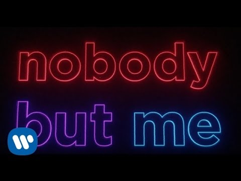 Michael Bublé – Nobody But Me [OFFICIAL LYRIC VIDEO]