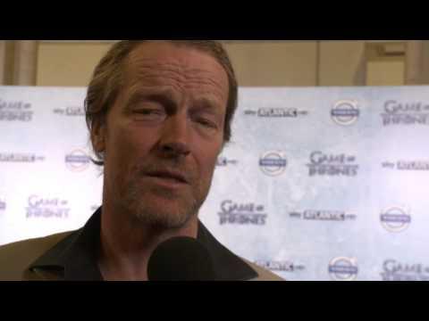 Iain Glen Jorah Mormont   Game of Thrones Season 4 Premiere