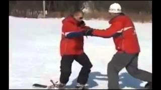 Урок 2  Видео как научиться кататься на сноуборде