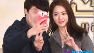 [T포토] 이연희 '팬과 함께 공개셀카 찰칵'(조선명탐정2)