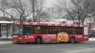 Поездка на автобусе ЛиАЗ-5292.22 № 160932 Маршрут № 186 Москва(, 2017-01-26T19:58:45.000Z)