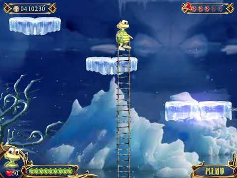 Turtle Odyssey 2, Level 6-1 + Secrets |
