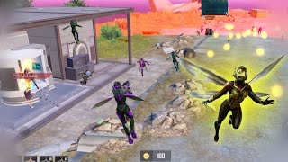 NEW INSECTOID TRAVERSE MODE!!! | NEW GAME MODE |  PUBG MOBILE screenshot 2