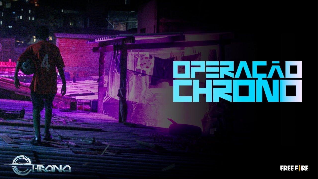 OPERAÇÃO CHRONO | FREE FIRE