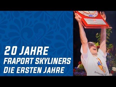 BIG PARTY -  20 Jahre Basketball In Frankfurt - FRAPORT SKYLINERS