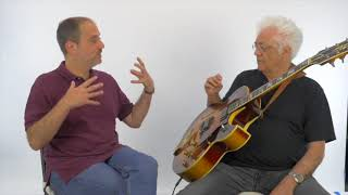 Larry Coryell Interview - Presented by TAGA Publishing