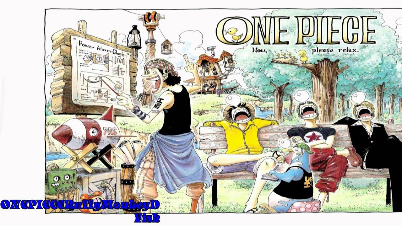 One Piece Nightcore - Fish (Ending 6) - YouTube