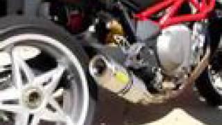 "MV Agusta Brutale Arrow ""Thunder"" Exhaust by Motovation thumbnail"