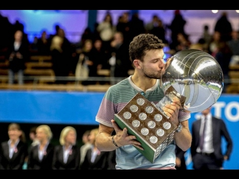 Grigor Dimitrov vs. David Ferrer 2-6, 6-3, 6-4 If Stockholm Open (F) 20.10.2013.