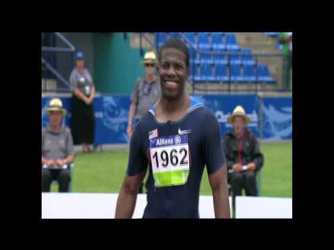 Jerome Singleton on Paralympic rival Oscar Pistorius
