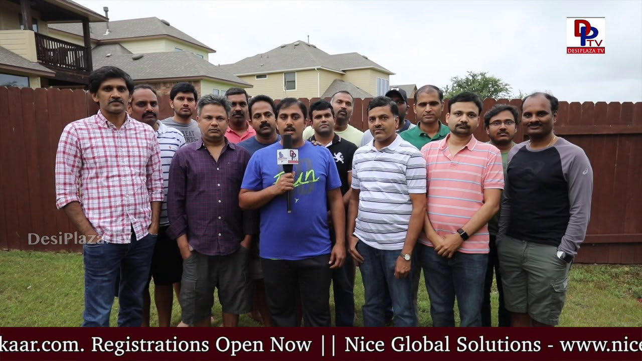 Austin, Texas - NRI TDP members from Austin gearing up for Mahanaadu in Dallas, TX | DesiplazaTV