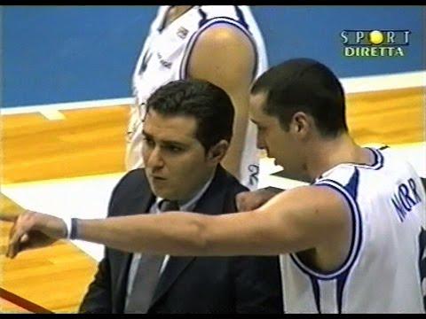 Legadue 2003/'04 Fabriano Basket - Porte Garofoli Osimo 94-85