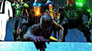 Spider-Man (PS4) - Sinister Six Defeats Spider-Man
