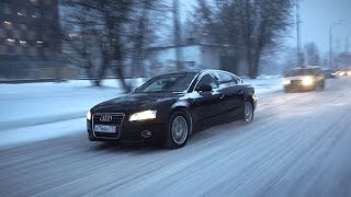 Audi A5 за 900 тысяч рублей.Дорого,но красиво.