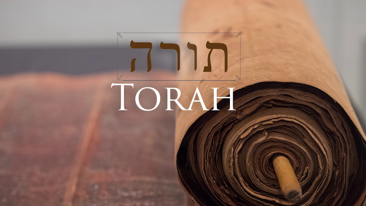 The Mystery in the Hebrew Word 'Torah' - YouTube