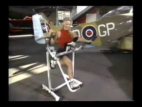 Guthy-Renker Fitness Flyer Workout With Leisa Hart - Youtube