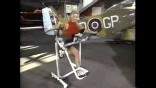 Guthy-Renker Fitness Flyer Workout with Leisa Hart