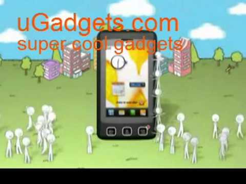 LG KP500 Cookie Smartphone