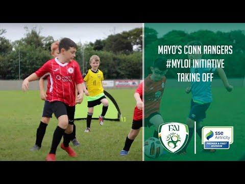 Mayo's Conn Rangers #MyLOI Initiative taking off