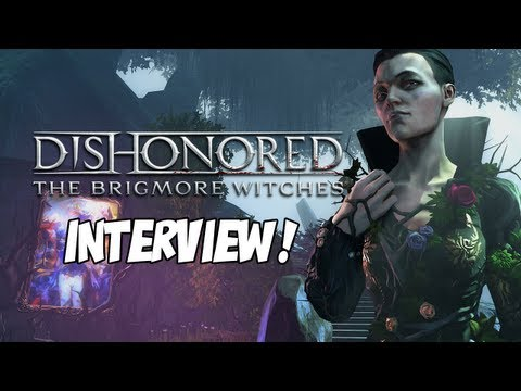 YOGSKIM Special! Dishonored: The Witches of Brigmore DLC Interview