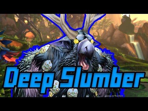 In Deep Slumber guide (Druid Artifact Quest)