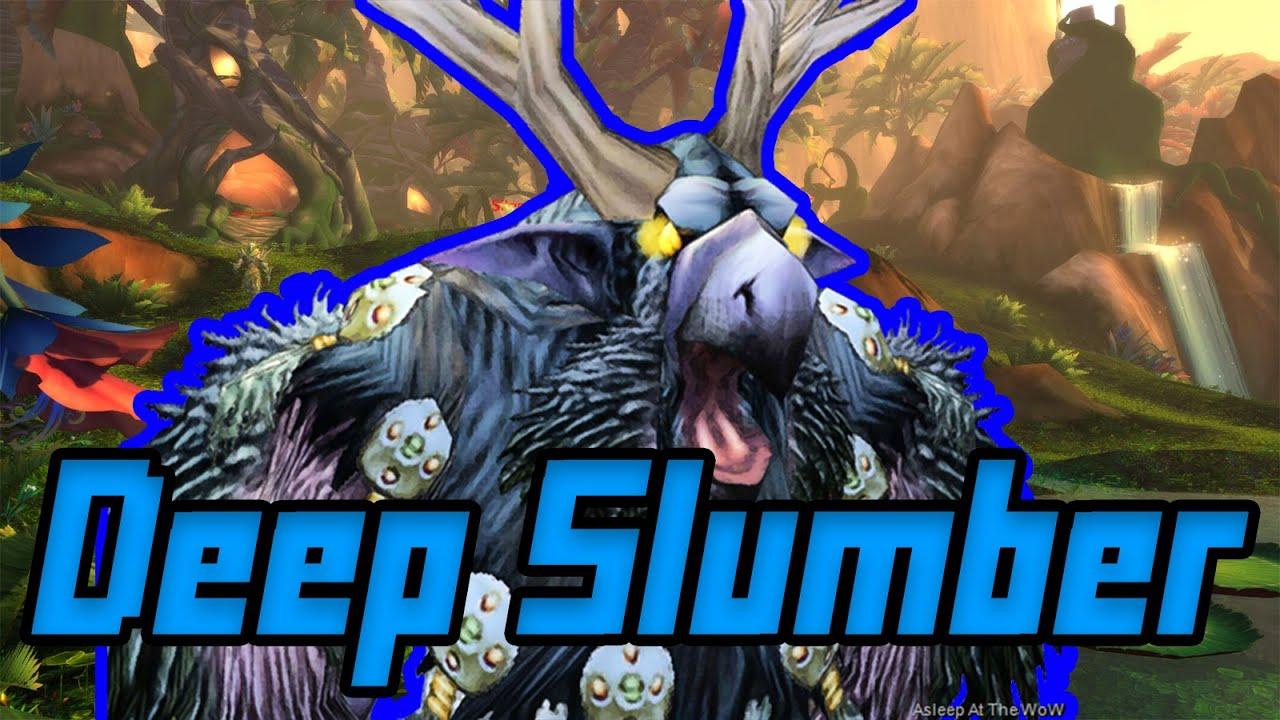 In Deep Slumber Guide Druid Artifact Quest Youtube
