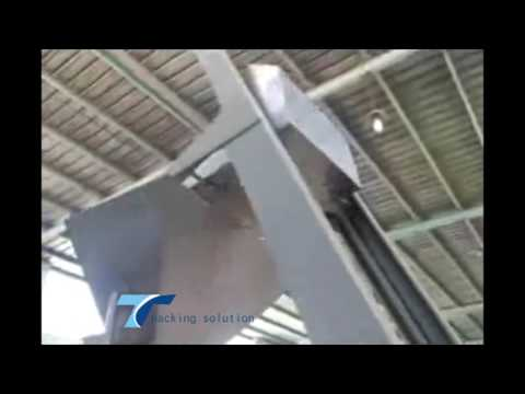 Single Bucket Elevator Running for Vertical Packing Machine+ Volumetric Cup Filler