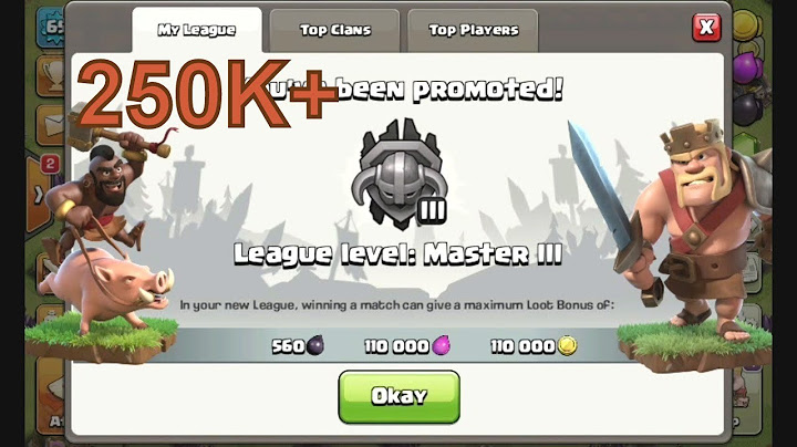 clash of clans how to push th7 to master league without using dragons