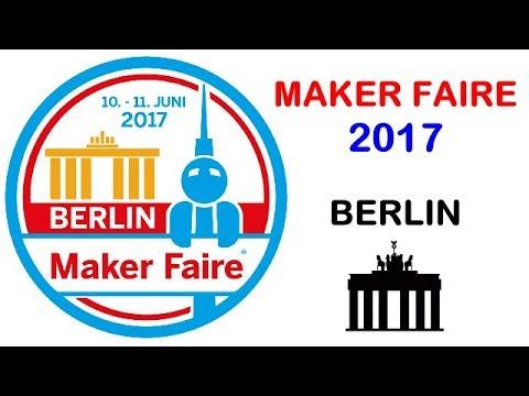 Maker Faire 2017 Berlin