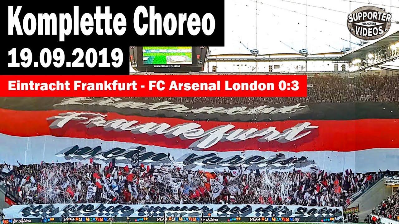 Eintracht Frankfurt Arsenal London