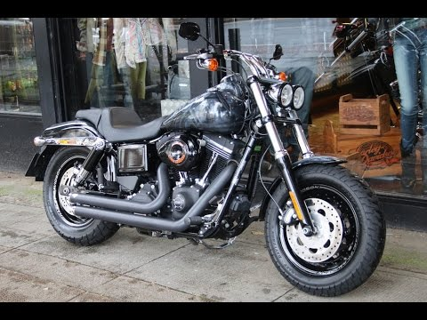 2015 harley davidson dyna fat bob custom paint wchd glasgow scotland youtube. Black Bedroom Furniture Sets. Home Design Ideas
