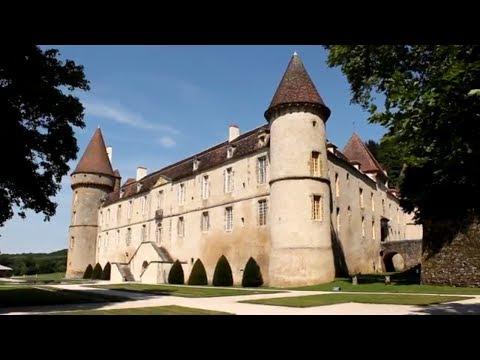 The Elegant Château de Bazoches in Burgundy, France | European Waterways