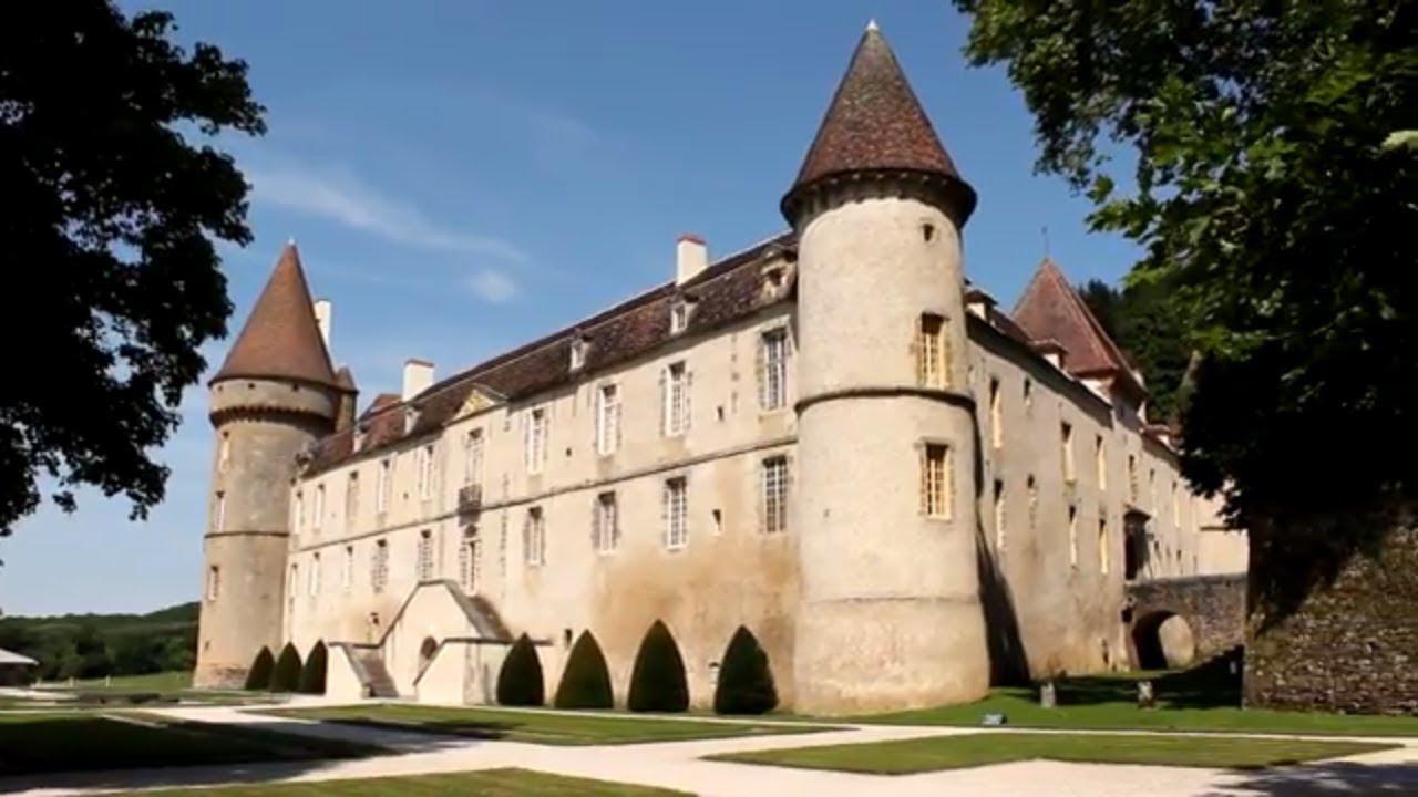 The elegant château de bazoches in burgundy france european waterways