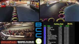 #livestream: indoor karting middelburg