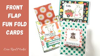Card Making | Top Flap Interactive Cards