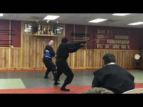 Lonell Childred Black Belt Demo
